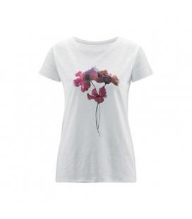 Tricou dama flowers