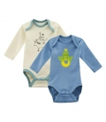 Body maneca lunga set 2 buc