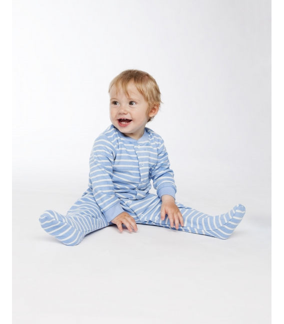 Pijama salopeta -bumbac organic