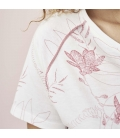 Tricou de dormit-magnolia