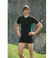 Tricou sport -fibre organice