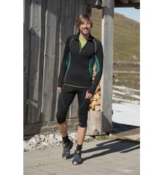 Pantalon sport 3/4 - fibre organice