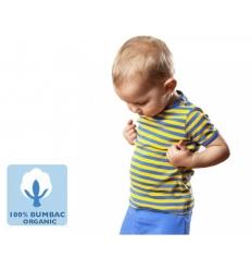Tricou-bumbac organic bebe