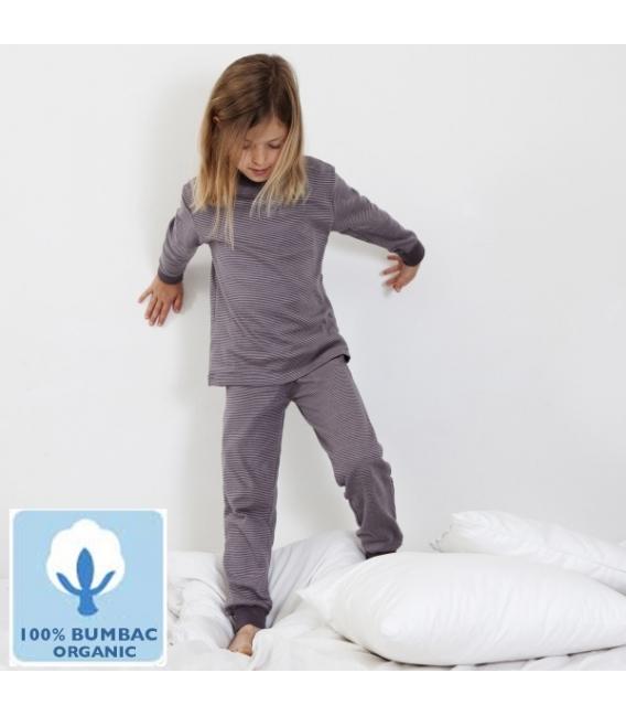 Pijama -bumbac organic